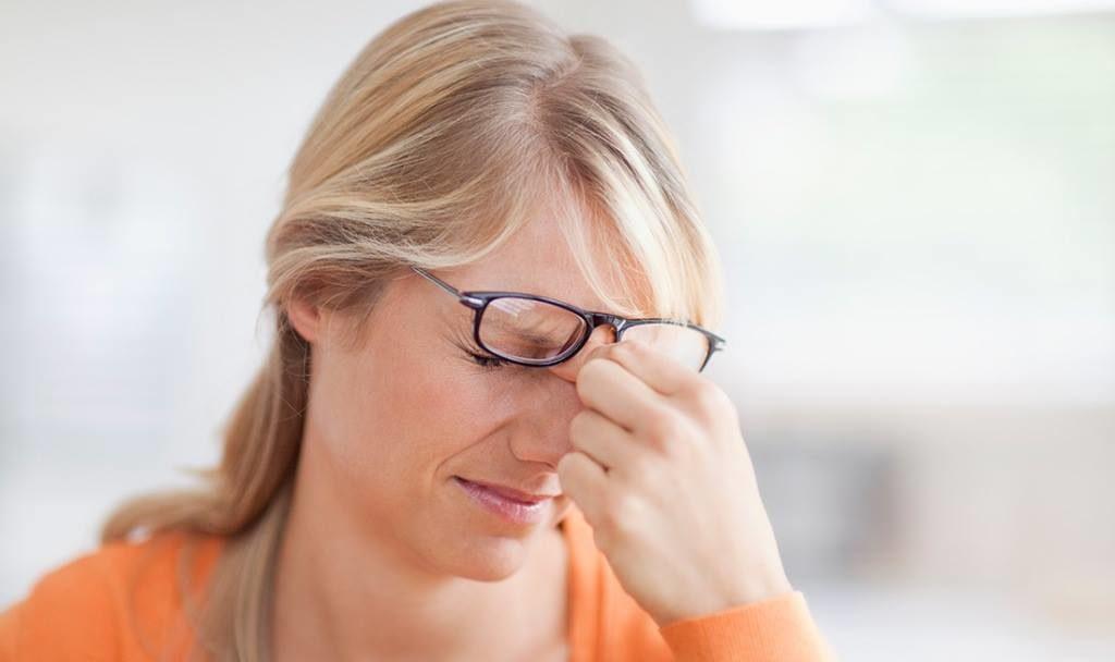 Быстрое утомление глаз