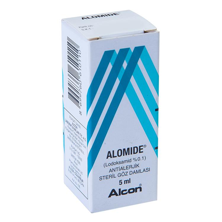 препарат Аломид
