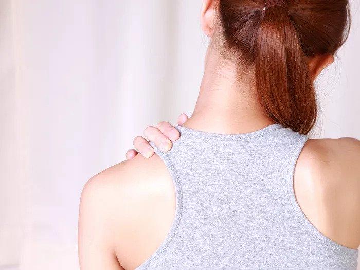 Жесткая шея