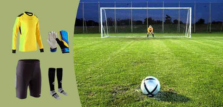 Футбол для детей: как правильно подобрать экипировку для вратаря