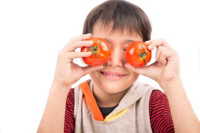Питания в процессе восстановления зрения