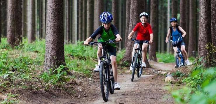 Велоспорт для детей