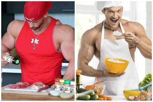 белковая еда