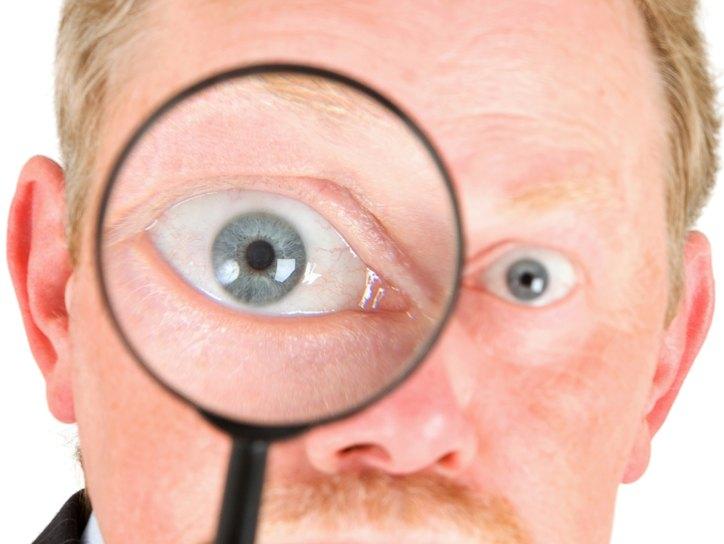 Нарушения в работе глазных мышц и нервов