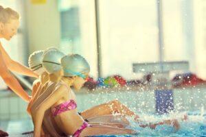 Спортивные сборы по плаванию для детей