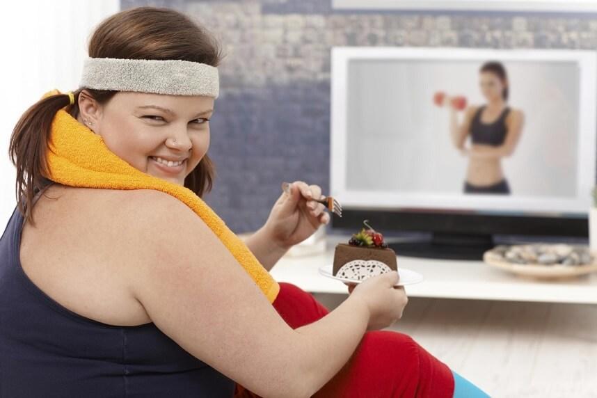Избыточный вес связан с целым рядом причин