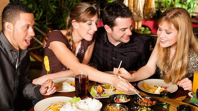 Совмещайте выходы с домашней едой