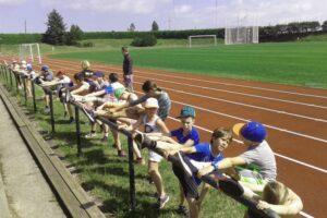 Спортивный лагерь