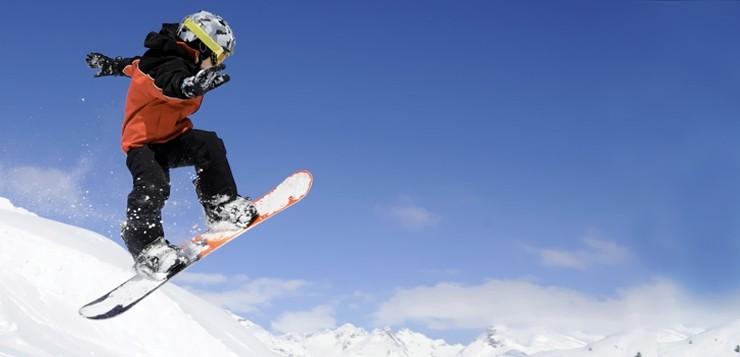 Сноуборд для детей: как правильно подобрать экипировку