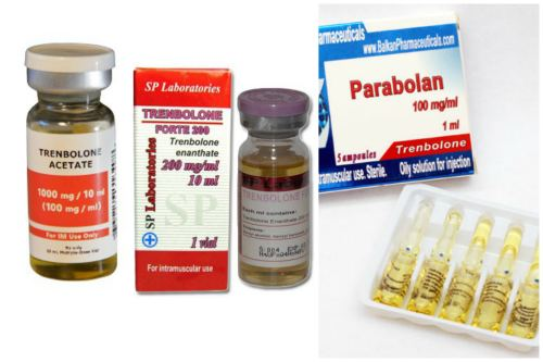 Ацетат, энантат и гексагидробензилкарбонат