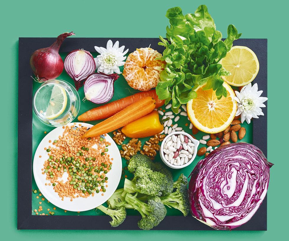 В китайской макробиотической диете каждый сезон имеет свой вкус, а кислый - это вкус весны