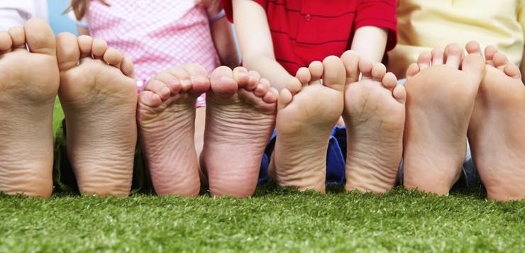 Плоскостопие у детей: виды, причины, лечение