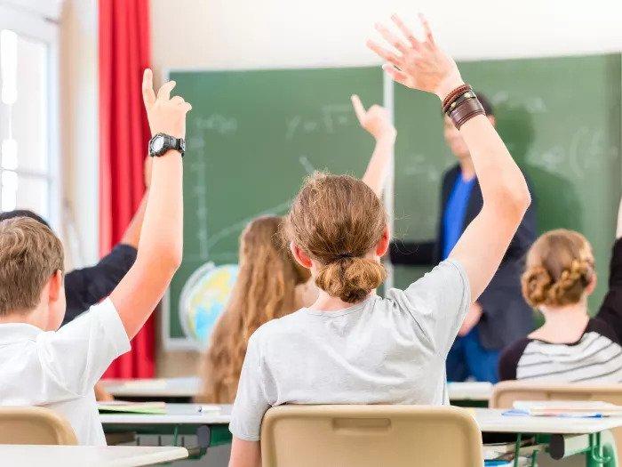 Студенты в классе