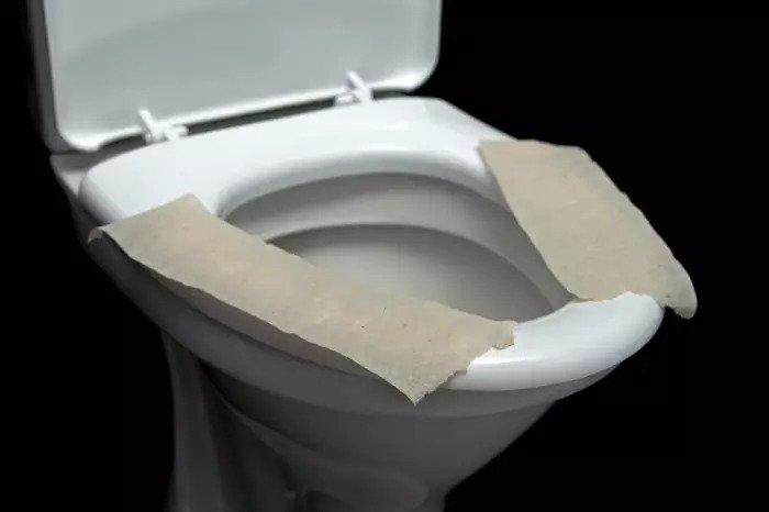 Туалет туалет