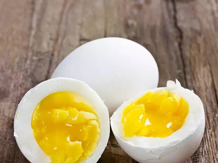 Мягкое яйцо