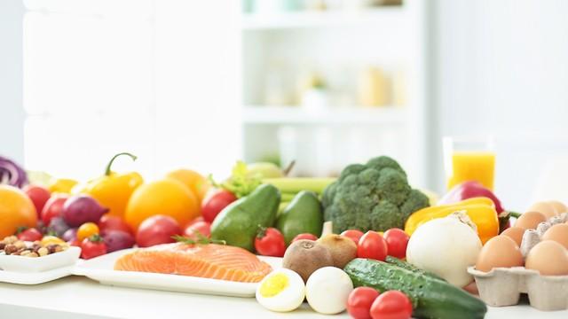 Овощи. Верните свою здоровую диету