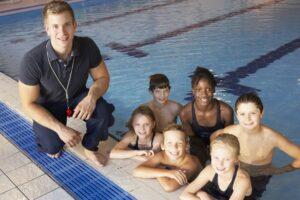 Выбор секции по плаванию