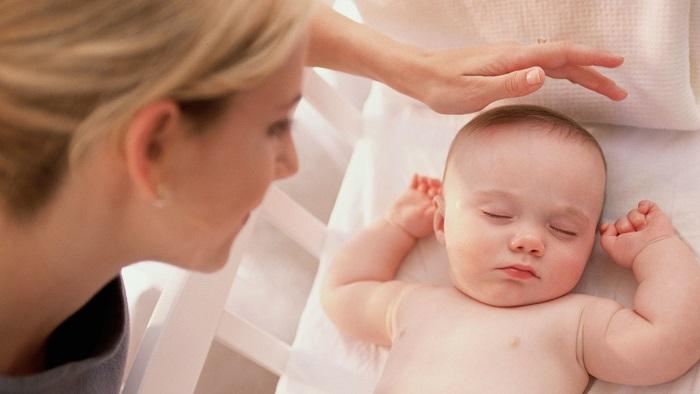 пульсация родничка во время сна снижается