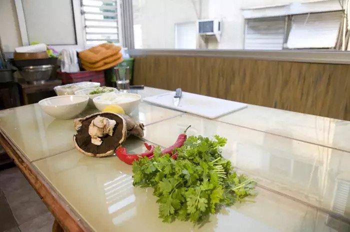 В районах, где кинза является частью местной кухни,