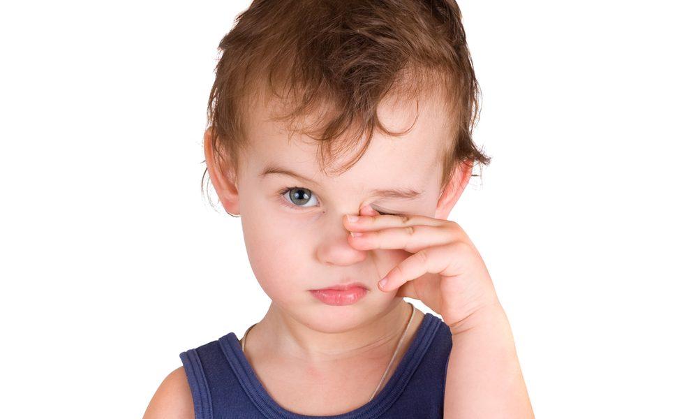 Бактериальный конъюнктивит наблюдается у детей