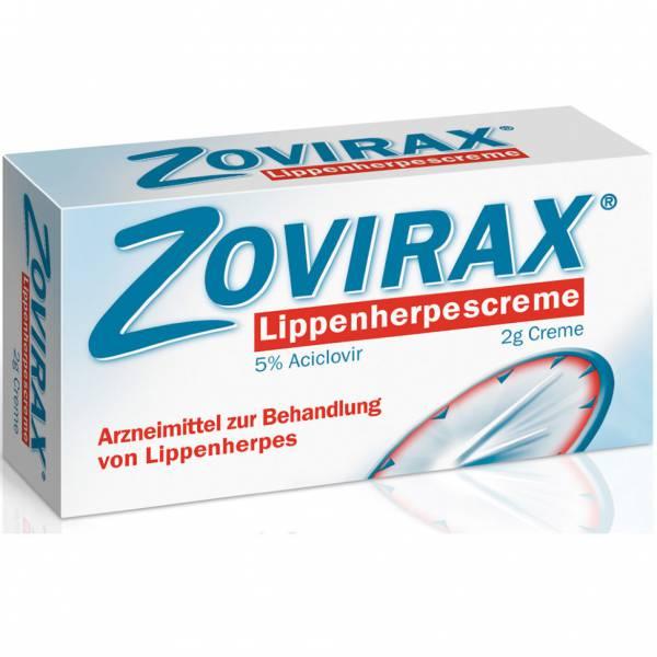 препарат Зовиракс