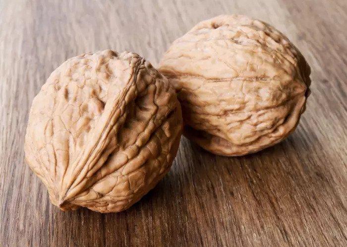 Самые полезные орехи. Грецкие орехи