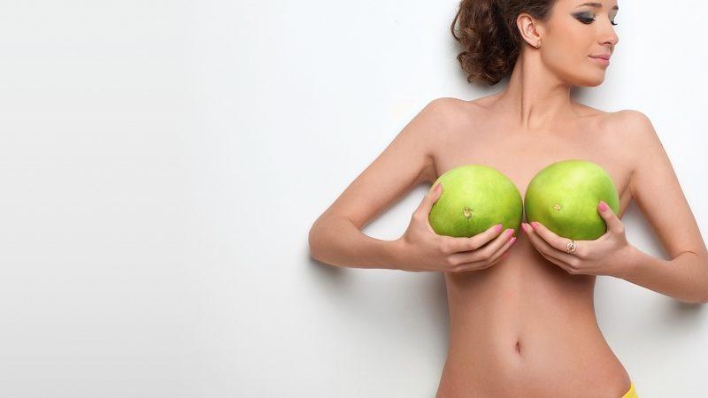 Эффективные упражнения для роста и коррекции формы женской груди