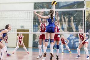 Разряды и звания в волейболе