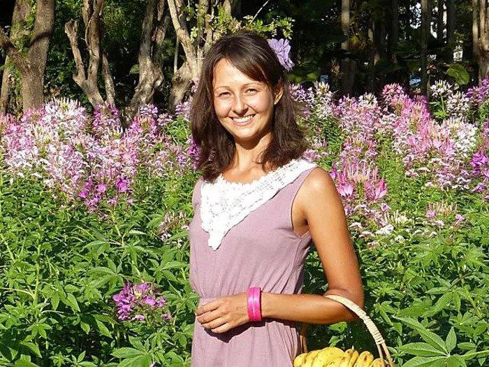 Юлия Тарбет, диетолог и диетолог, придерживавшаяся банановой диеты