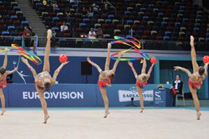 Спортивные звания и разряды в художественной гимнастике