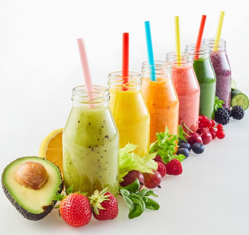 Каждый коктейль фокусируется на разных комбинациях продуктов