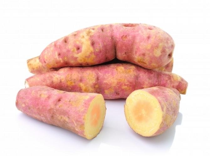 Cладкий картофель