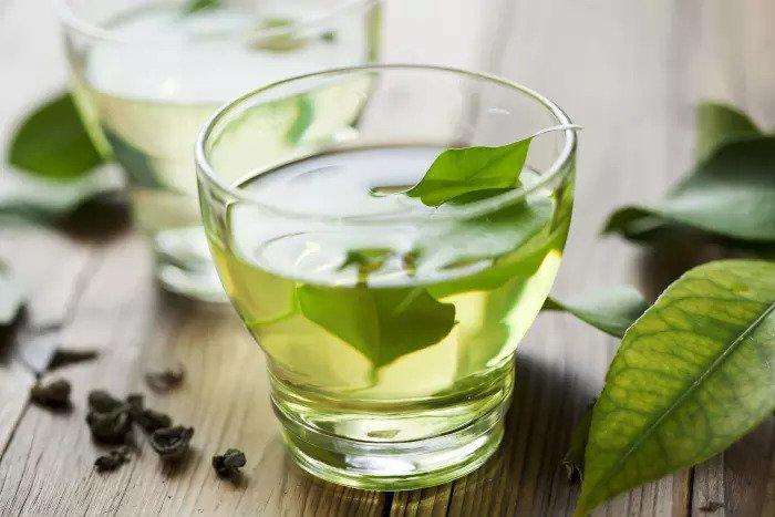 Может сократить дни болезни. Зеленый чай