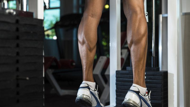 Тренировка ног: как накачать икроножные мышцы (икры ног) девушке и мужчине