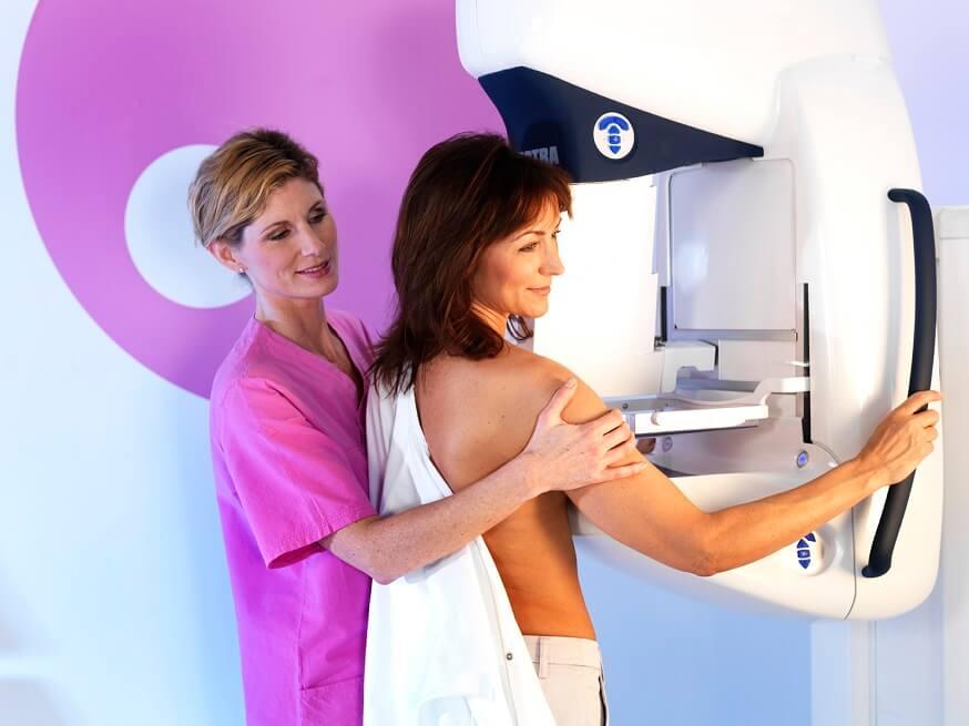 в ряде случаев рентген назначают кормящим мамам