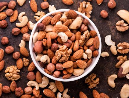 Не употребляйте достаточно орехов, богатых омега-3