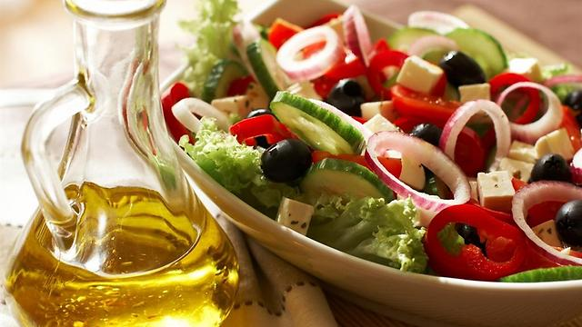 Первое место из 40. Средиземноморская диета